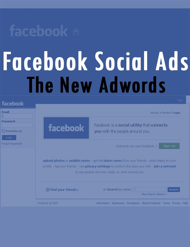 The 13 best internet marketing ebooks images on pinterest internet facebook social ads with facebook social ads you will learn all about facebook social ads with this ebook you will learn how to create your own fandeluxe Image collections