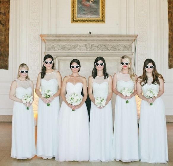 417 best Bridal Party images on Pinterest | Flower girls, Weddings ...