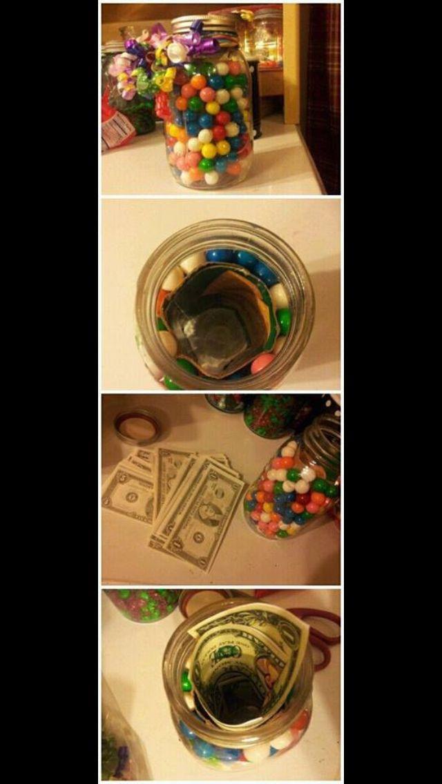 Gift card/ money ideas