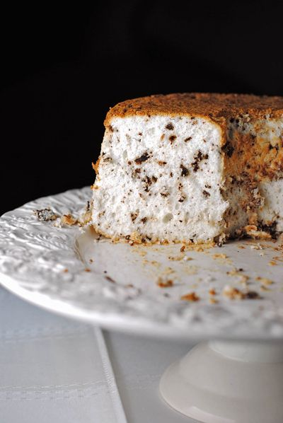 angel food cake chocolate angel food cake chocolate chip angel food ...