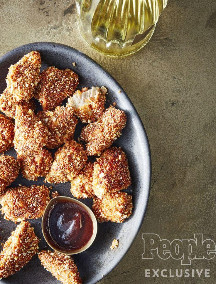 Katie Lee's Baked Ranch Chicken BitesRecipe