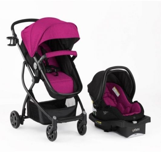 #Urbini omni 3 in 1 #travel system baby strollers #infant carrier car seat new ,  View more on the LINK: http://www.zeppy.io/product/gb/2/162236452775/