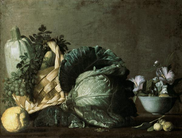 Michelangelo Caravaggio - Still Life