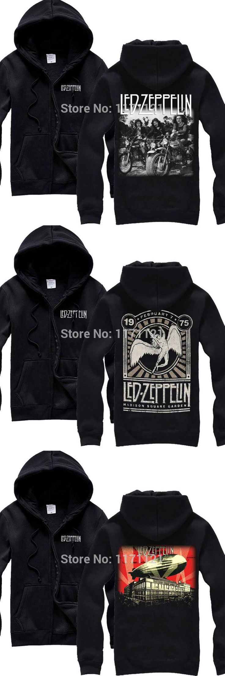 Free shipping  LED-ZEPPELIN  Arena Rock British Heavy Metal Blues Rock 100% cotton hoodie