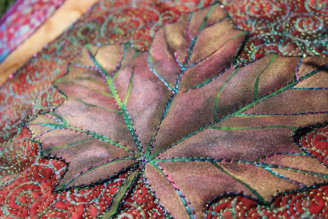Best images about embroidery trapunto on pinterest