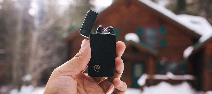 De Cross X Lighter: een aansteker die altijd werkt, ook in weer en wind - Rokers zullen het vast wel herkennen: je wilt buiten een sigaret roken maar de vlam van je aansteker gaat telkens weer uit door de wind. Je gaat dan van alles proberen om die vlam toch maar