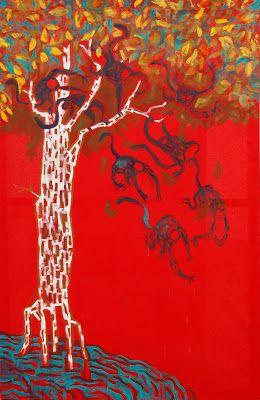 #piękny #obraz #z #małpami #skaczącymi #z #drzewa # beautiful # picture # of # monkeys # leaping # of # tree  Szymon Szelc