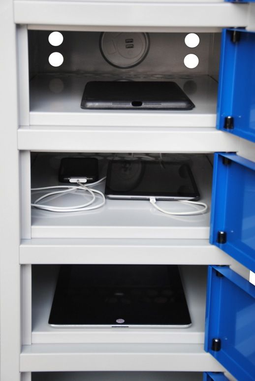 Elsafe and Davell Products partnered to create Powered Lockers! See more at http://elsafe.com.au/en/case-study-menu/case-study-davell-lockers #poweredlockers #elsafe #davell