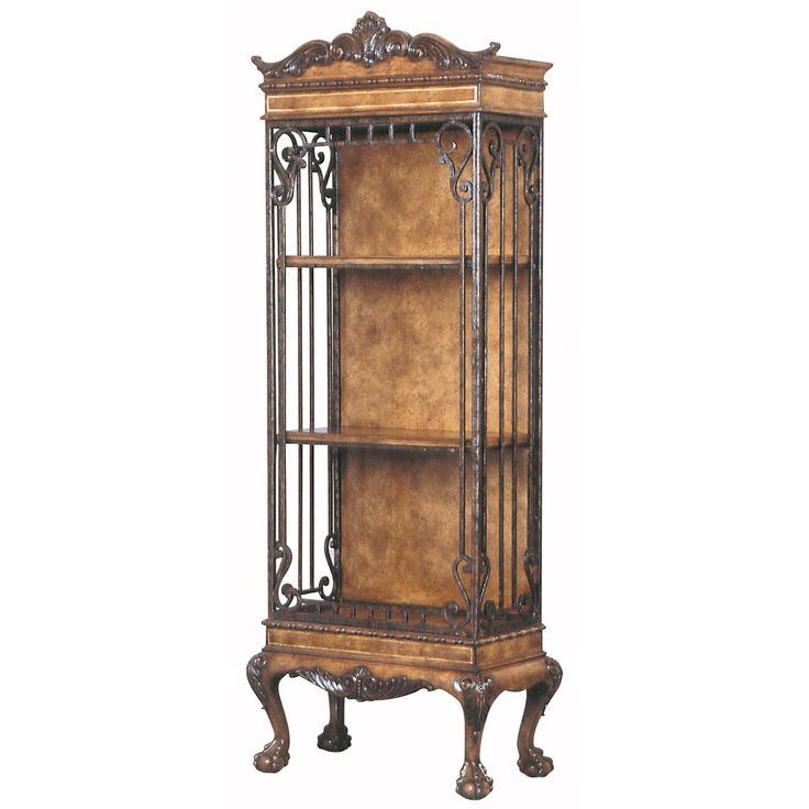 Shop Ambella Home Collection Ambella Home Intrigue Book/Display Case at ATG Stores. Browse our curio cabinets, all with free shipping and best price guaranteed.