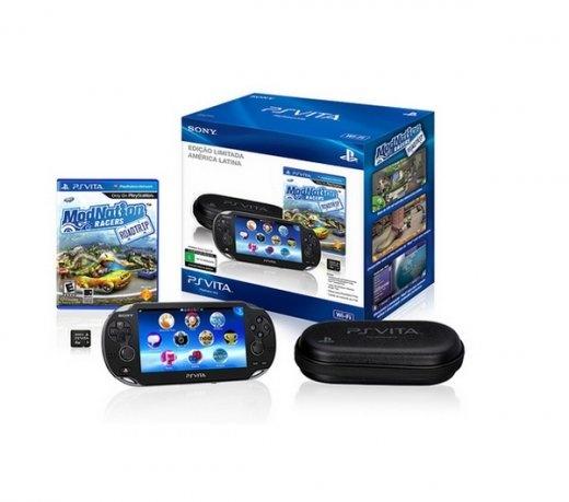 O super lançamento da Sony para 2012 é o tão esperado portátil Vita, que torna-se oficialmente o melhor videogame portátil do mundo em questões de qualidade, funções e poder de processamento gráfico.