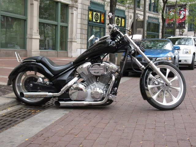 Vote for the December Fury of the Month - Honda Fury Forums: Honda ...