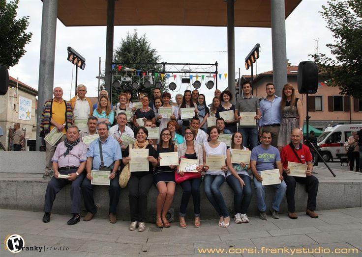 Cerimonia consegna diplomi - Notte Bianca 2014 - Ceriano Laghetto, Lazzate e Seveso...