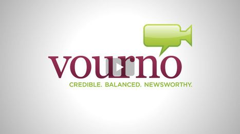 The Independent Crowdfunding Video Journalism Platform: Vourno   Online Business Models   Scoop.it