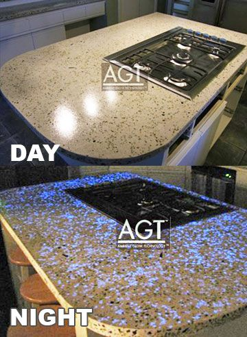 Glow Concrete, sealers, exposed, stamped, epoxy, safety domes