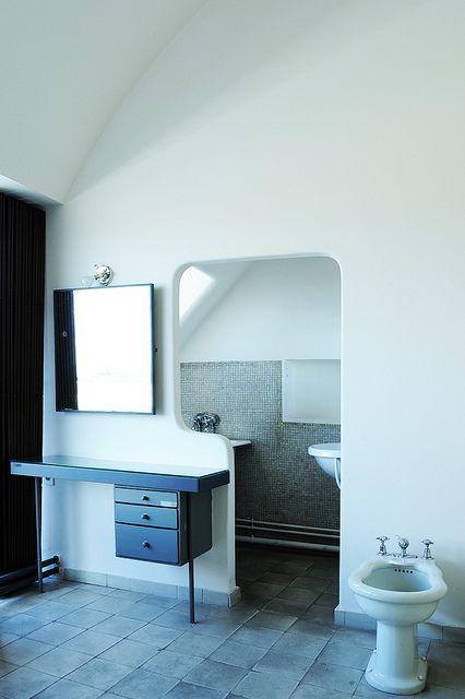 Le Corbusier's apartment in Paris
