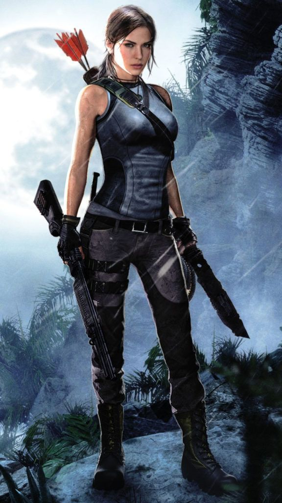 Best Tomb Raider Lara Croft Hd Wallpaper 2020 In 2020 Tomb