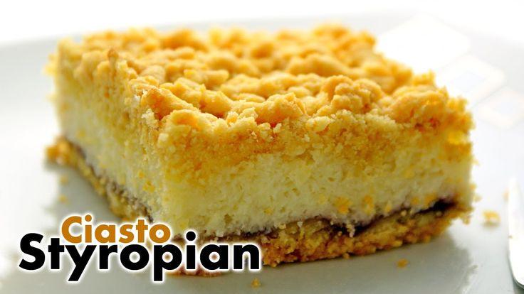 Ciasto Styropian | smaczne-przepisy.pl