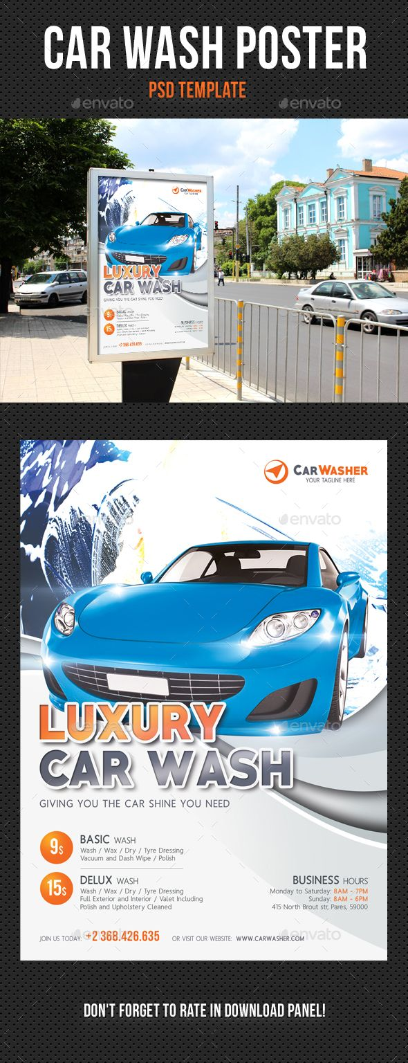 25 trending car wash posters ideas on pinterest trunk or treat