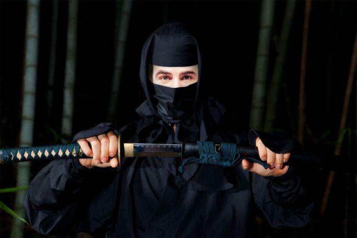 Ninja Colin