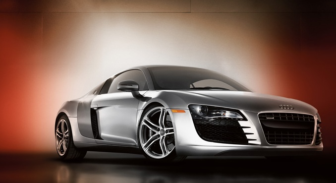 My Audi RX8