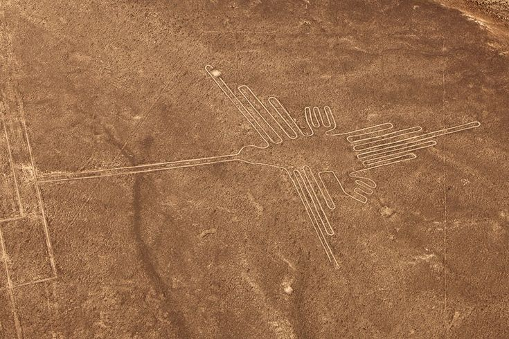 Nazca lines, Peru. Absolutely amazing. One of the best trips in my life.