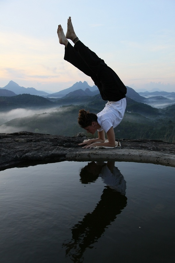 Yoga and the Practice of Letting Go