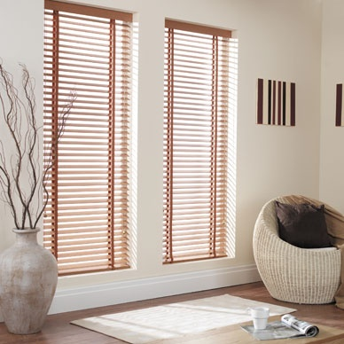 Natural Timber Venetian Blinds. Conservatory. Window Treatment.