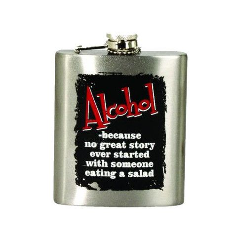 Hip Flask - Alcohol... – The Gift Spot