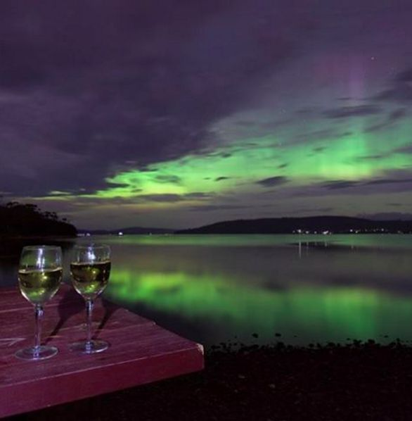 See the Aurora Australis. | 27 Things You Didn't Know You Could Do In Tasmania