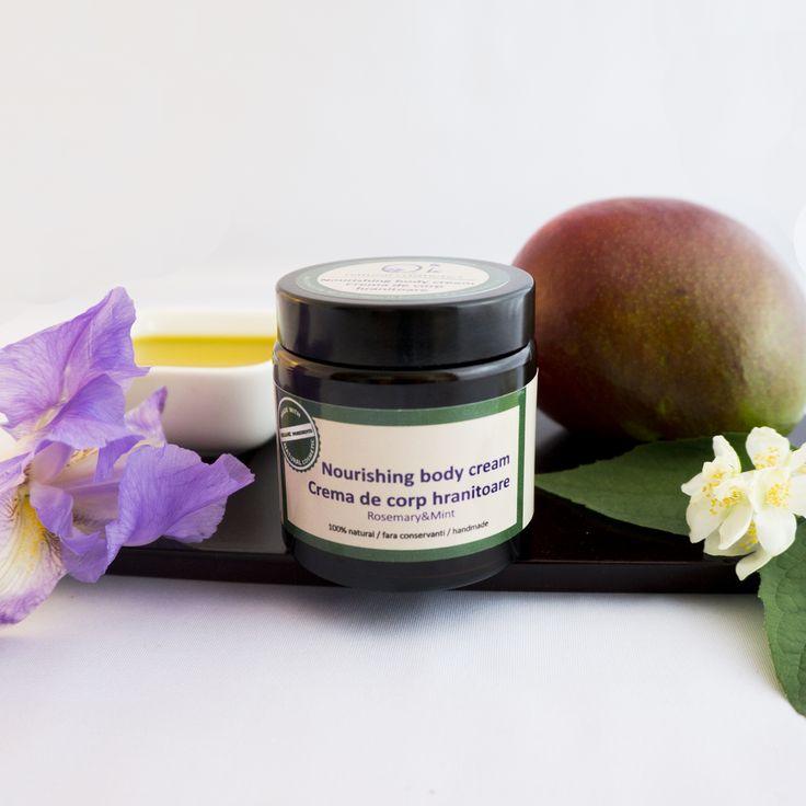 Aceasta crema hranitoare pentru corp, cu ingrediente de lux, patrunde rapid in piele si ofera protectie de lunga durata si hidratare.