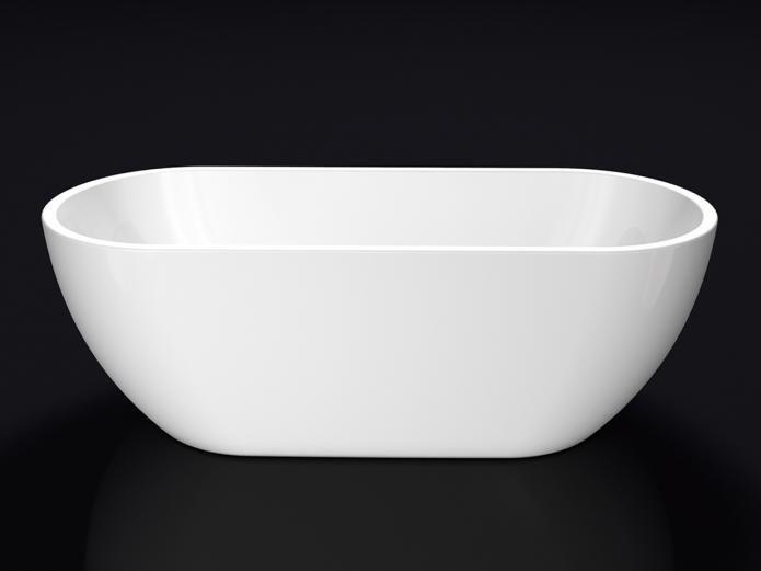 Kado Lure 1500 Petite Freestanding Bath
