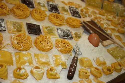 Pasta pasta pasta a @Identità Golose #IG2013 #pasta