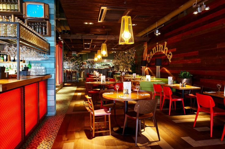 Networking Event (28th January 2013) / Las Iguanas - Restaurant & Bar Design