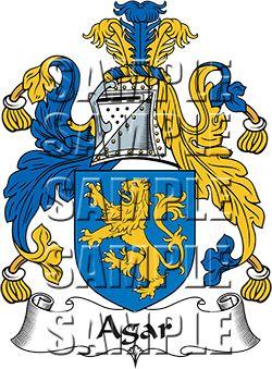 Agar Family Crest apparel, Agar Coat of Arms gifts