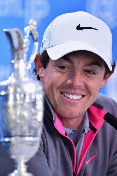 #RoryMcllroy... European Tour - 143rd OPEN CHAMPIONSHIP 2014 - Photos