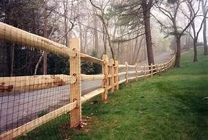 Post And Rail Cedar Fence Cedar Fence Backyard Fences Cedar Fence Posts