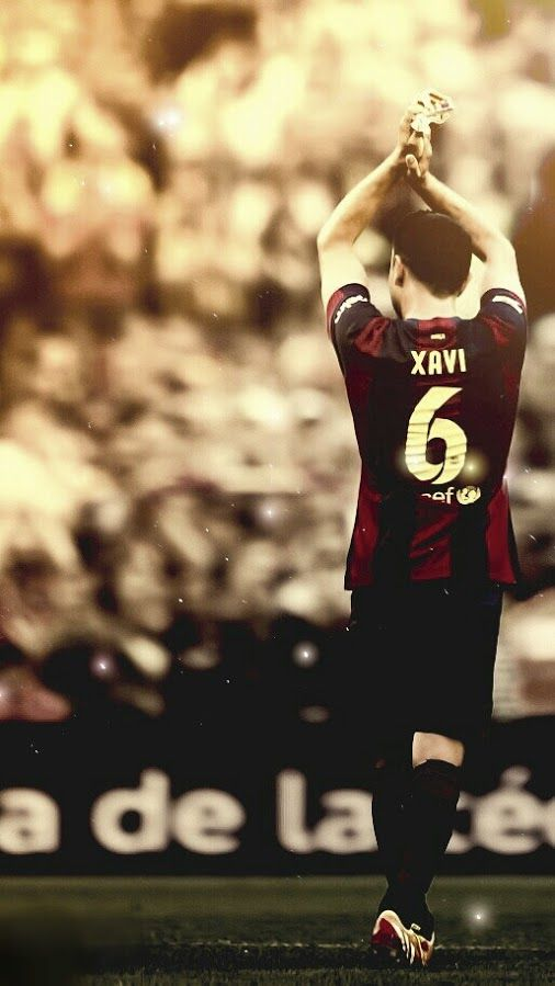 Xavi | Sportfanzine #xavi #barcelona #barca #legend