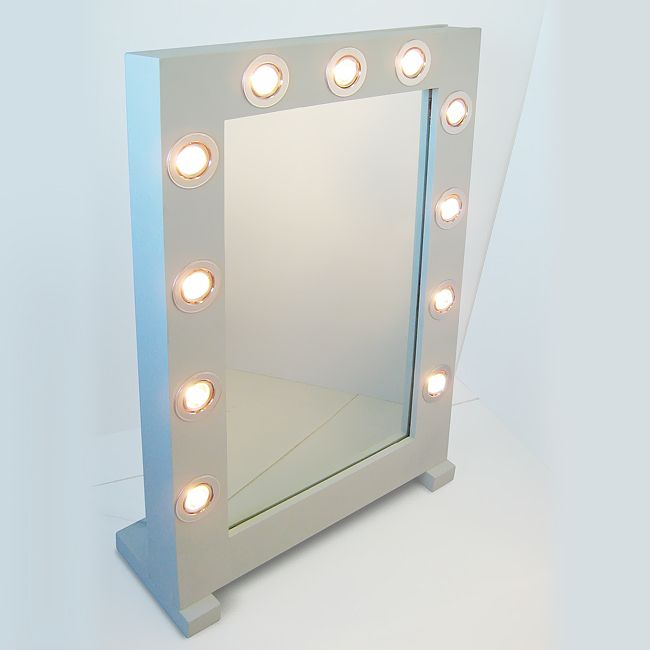 Vanity Mirror With Lights Hollywood Style : Pin by Sara Carter on sbc MBC Pinterest