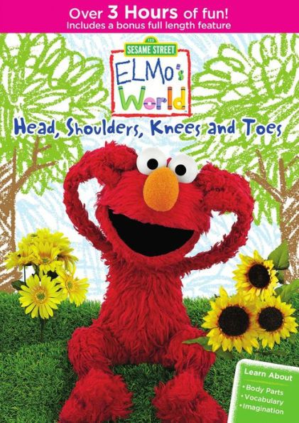 Sesame Street: Elmo's World - Head, Shoulders, Knees and Toes