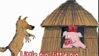three little pigs song - YouTube