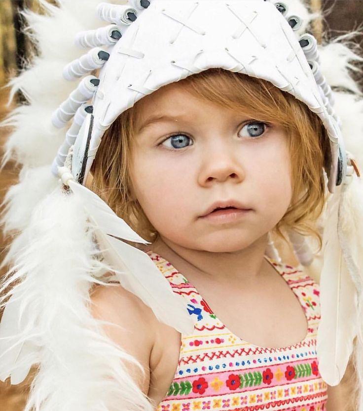 Image of ***Peace Maker' kids Indian Headdress
