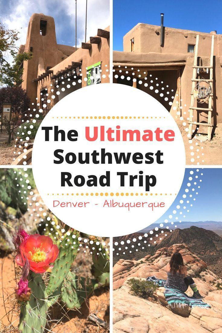 the ultimate colorado road trip a southwest adventure from denver to albuquerque road trip to colorado road trip fun road trip pinterest
