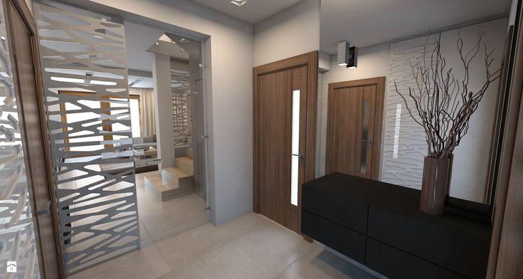 Hol / Przedpokój styl Nowoczesny - zdjęcie od A2 STUDIO pracownia architektury - Hol / Przedpokój - Styl Nowoczesny - A2…