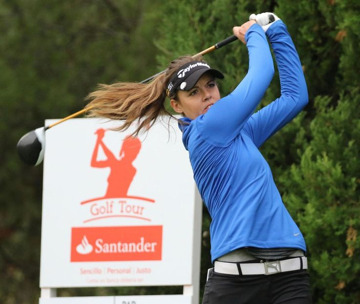 MacLaren Wins Santander Golf Tour LETAS La Peñaza @letgolf   English amateur Meghan MacLaren shot an impressive six under par on the final day to win the Santander Golf Tour LETAS La Peñaza in Zaragoza Spain. The 22 year-old from Cambridge improved each round with 69 68 and 66 to finish at -13 two ahead of Sarah Schober from Austria.  Im a little bit in shock. I felt comfortable out there I knew that I just had to keep playing my own game because it was so tight between all of us. I knew we…