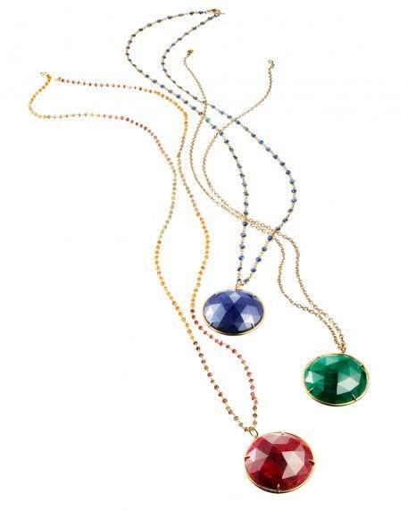 Emily & Ashley Solid Locket Necklace 5OssWdx