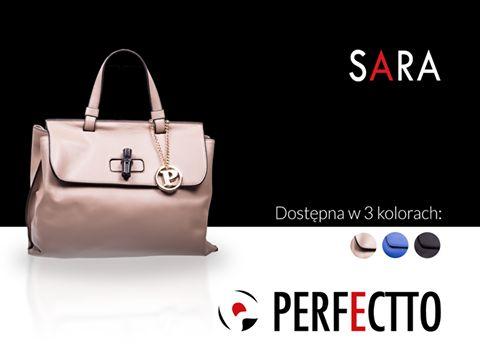 Zaledwie 2 dni temu pisaliśmy o białych torebkach od projektantów. Ale my również możemy się pochwalić oryginalną białą torebką ze skóry naturalnej. Oto SARA: http://www.perfectto.eu/sara-torebka-ze-skory-naturalnej 😊 (jest również dostępna w kolorze czarnym i niebieskim) #torebka