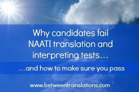 how to prepare for naati test