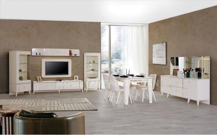 Suntalam ve mdf'den yapılmış olan takkımımız  %100 orjinal inegöl mobilyasıdır. #mobilya #inegöl #yemek #oda #tasarım #yaşam