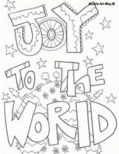 enjoy some fun religious christmas coloring pages these are so much fun and really remind us the real reason why we celebrate christmas - Coloring Pages Christmas Stuff