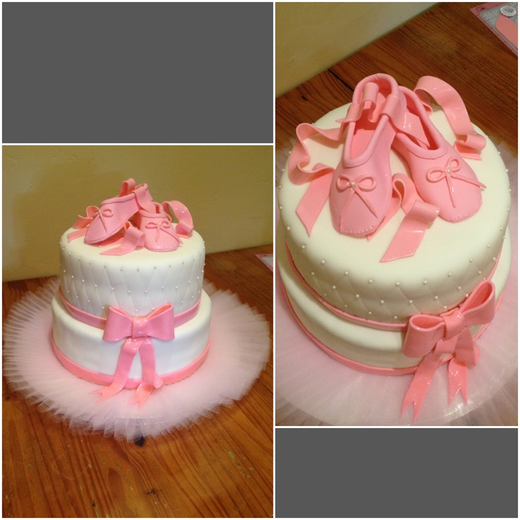 ballerina baby shower cake contact me angiescakesnmore